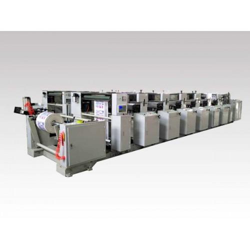 -LAG-950型6色机组式柔印机