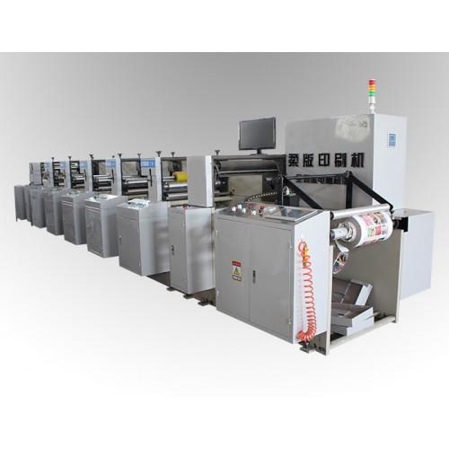 柔版印刷机
