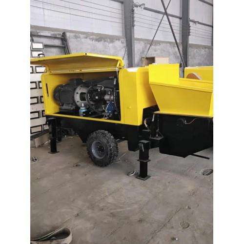 45千瓦混泥土输送泵