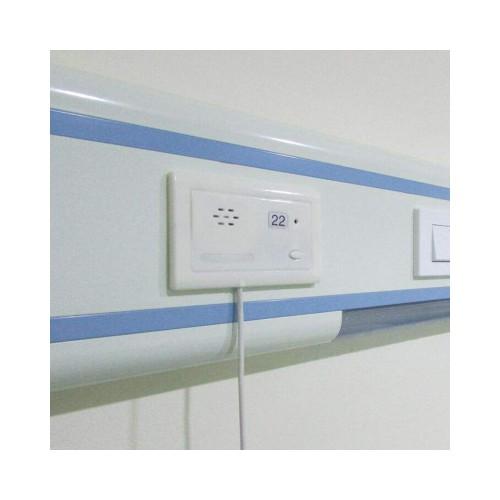 床头呼叫器 中心供氧设备带镶嵌式呼叫器 有线呼叫器安装价格