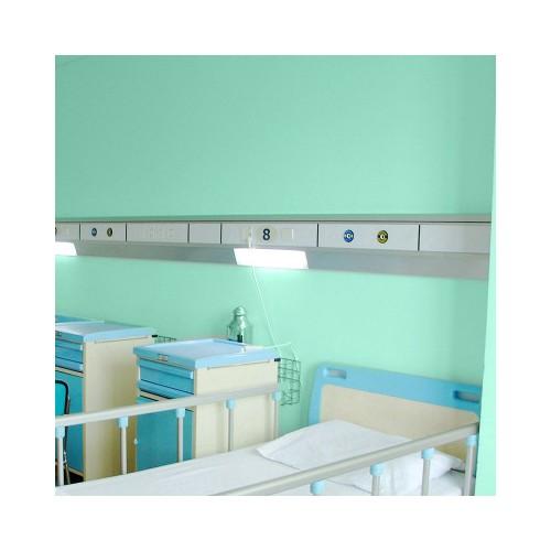 设备带照明灯 病房床头专用设备带照明灯安装