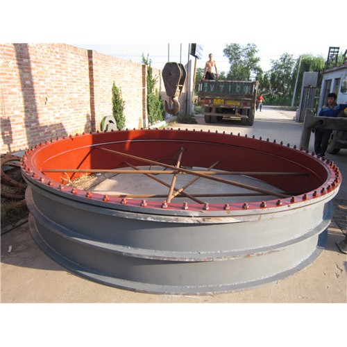 S312碳钢柔性防水套管