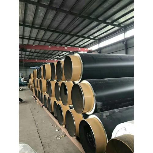 钢套钢保温管,聚氨酯直埋保温管,直埋式预制保温管