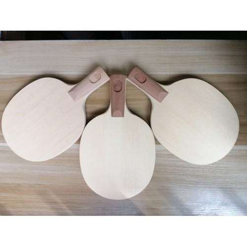 桧木乒乓球拍
