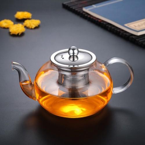 加厚玻璃茶壶