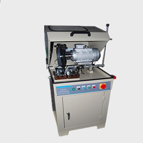 LSQ-100型立式手动金相切割机