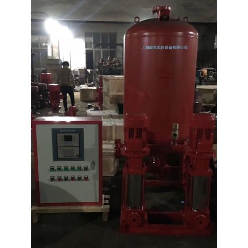 主营消防稳压设备 单级消防成套供水设备 消防增压稳压机组