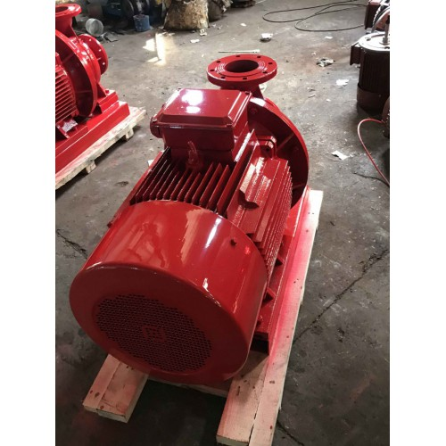 卧式自吸式 消防栓泵 管道消防泵