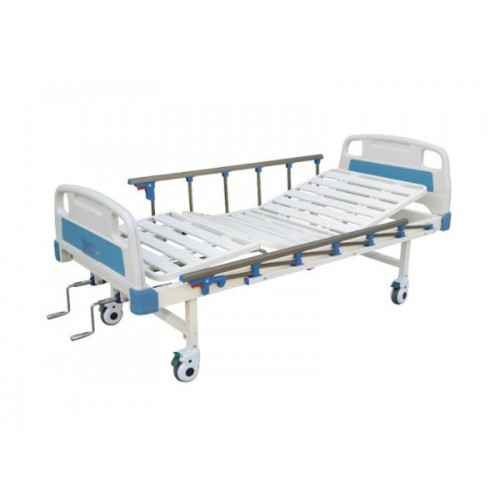 ABS双摇护理床(经济型)