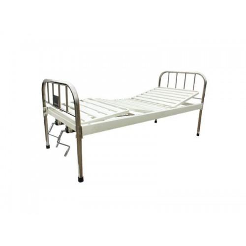 不锈钢床头双摇床