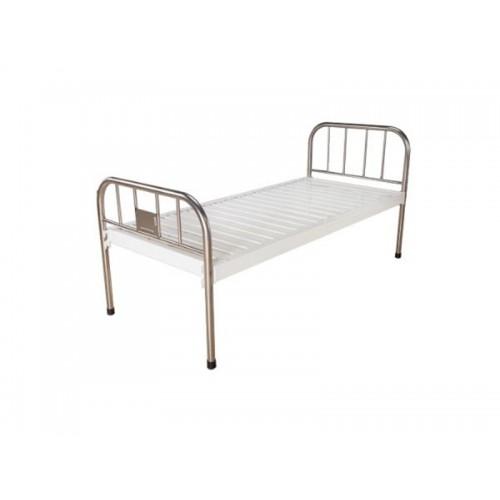 不锈钢床头平板床
