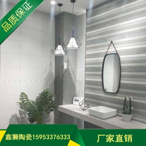 厂家直供全瓷纯色内墙瓷砖 修边纯色内墙瓷片