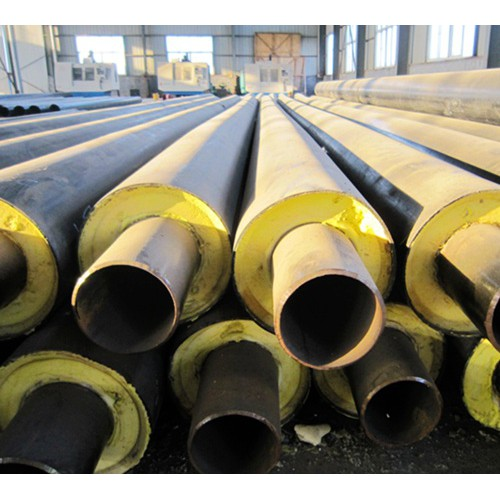 聚氨酯防水保温管 预制直埋聚氨酯保温管公司
