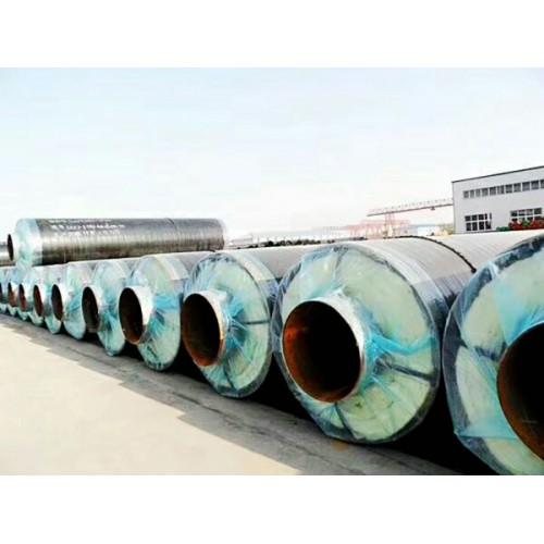 发泡热水保温管 批发聚氨酯保温管 聚氨酯保温管图片