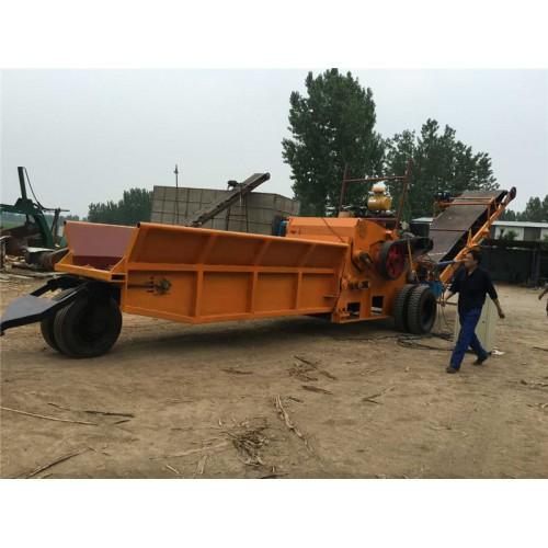 中王机械专业供应柴油机型木材破碎机-破碎机