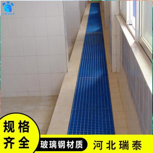 厨房地沟盖板 树脂排水沟盖板 电缆沟盖板