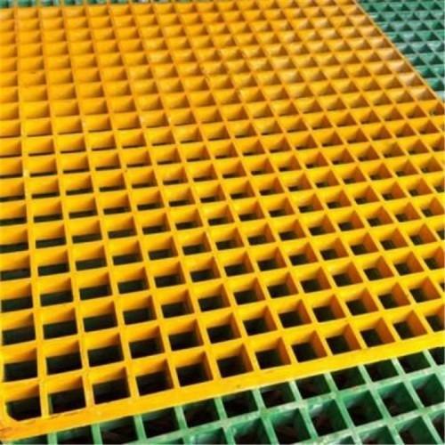 玻璃钢格栅板价位 防腐玻璃钢格栅 地网格栅支持定制