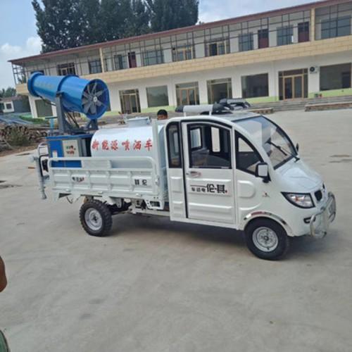 小型洒水车 小型电动洒水车 小型三轮洒水车 小型绿化洒水车