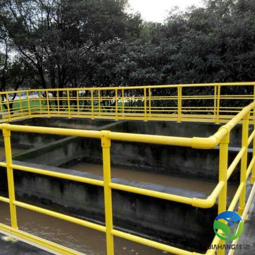 工厂玻璃钢围栏 栏杆 耐酸碱走道围栏 护栏