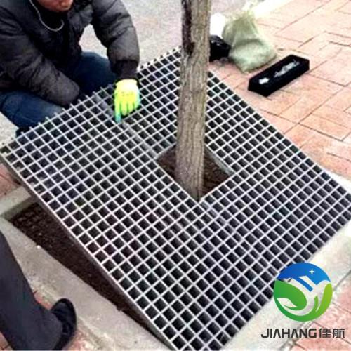 树池格栅篦子板 市政树坑网格 树池盖板 围树网