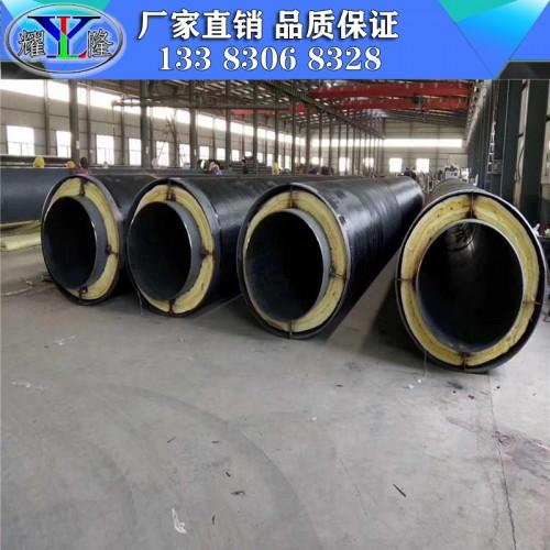 钢套钢蒸汽保温钢管 厂家直销 大量现货