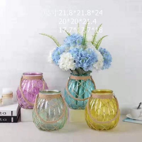 花瓶陶瓷 落地花瓶 花瓶 创意