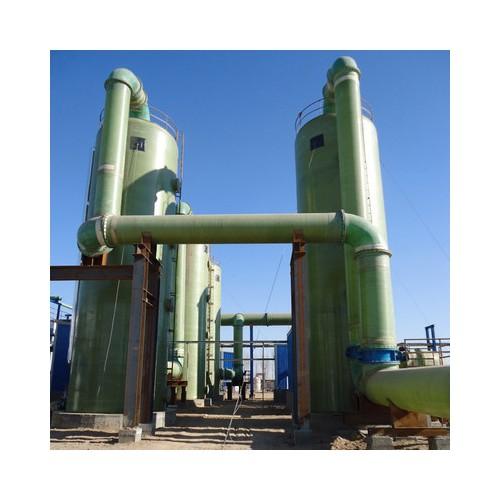 玻璃钢脱硫塔 高效脱硫塔 除尘脱硫塔厂家直销