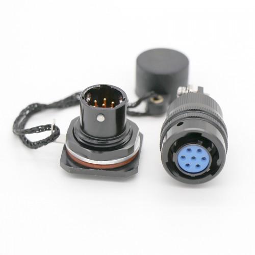 航空插头 橡胶航空插头 m16航空插头 航空插头 防水