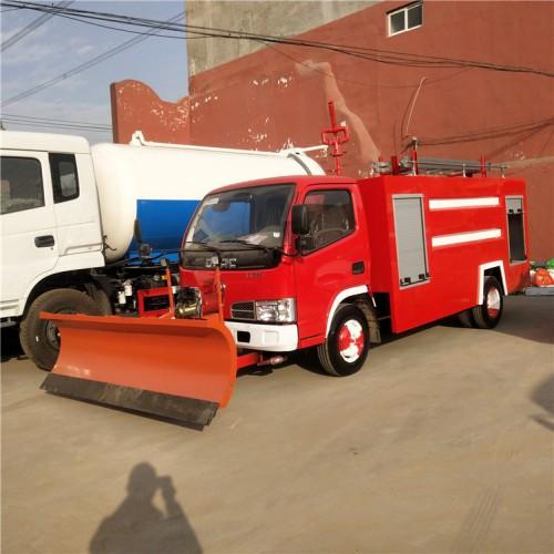 消防车 泡沫消防车