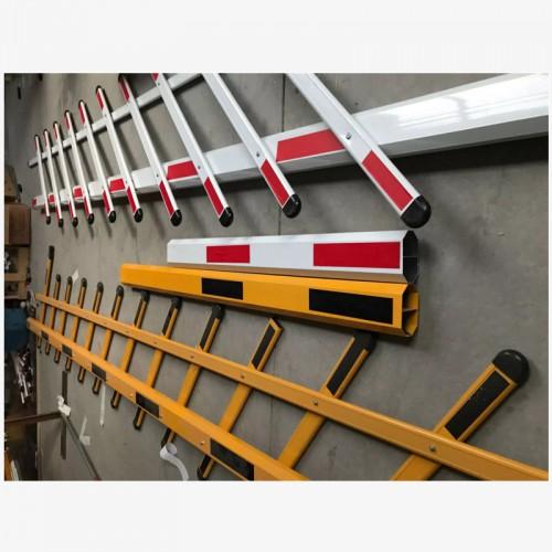 道闸杆 升降杆 起落杆 栅栏杆曲杆八角杆椭圆杆厂家批发 鹿晟