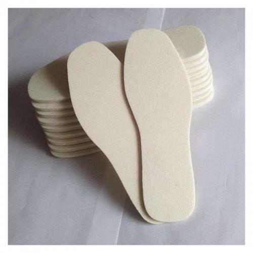 定制冬季毛毡鞋垫 羊毛鞋垫 毛毡垫 毛毡底
