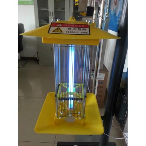 太阳能自动清虫杀虫灯路灯一体灯厂家直销