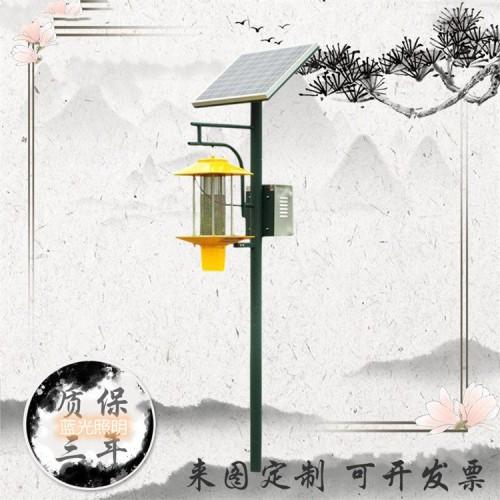 山东太阳能杀虫灯风吸式各种型号杀虫灯
