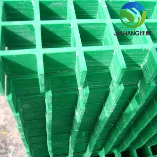 浙江佳航玻璃钢网格板价格 护树网格栅玻璃钢重量
