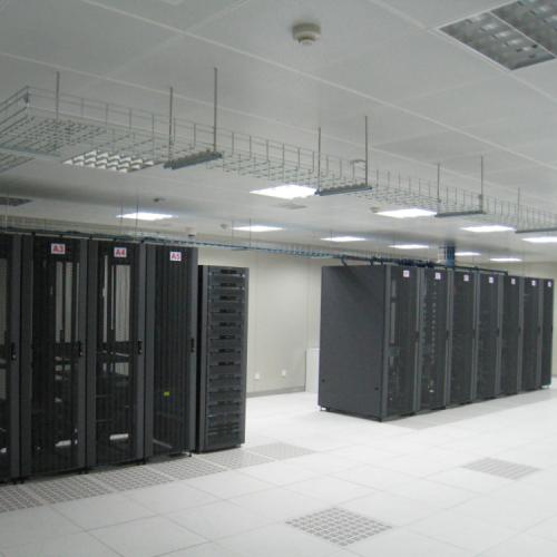 数据中心 机房 网络工程 冷通道 一体化数据中心 智能配电柜