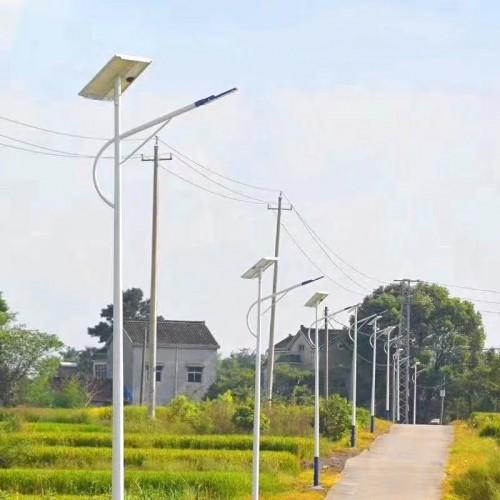 太阳能路灯厂家 LED路灯 6米7米8米