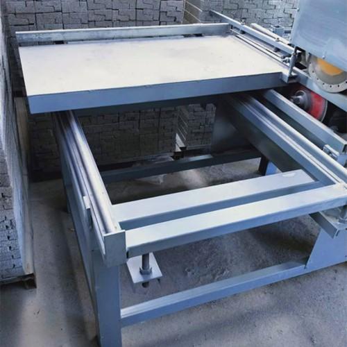 水泥发泡板切割锯  保温板水泥发泡切割机