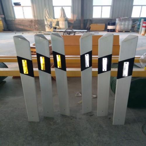 玻璃钢轮廓标柱式轮廓标