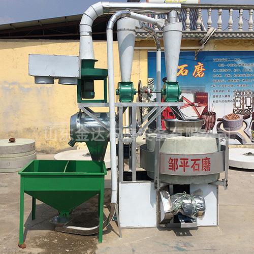 面粉机械 石磨面粉机械 大型面粉机械