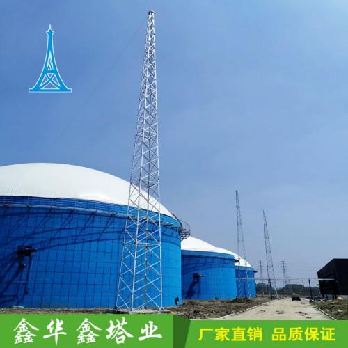 供应天然气站专用避雷塔