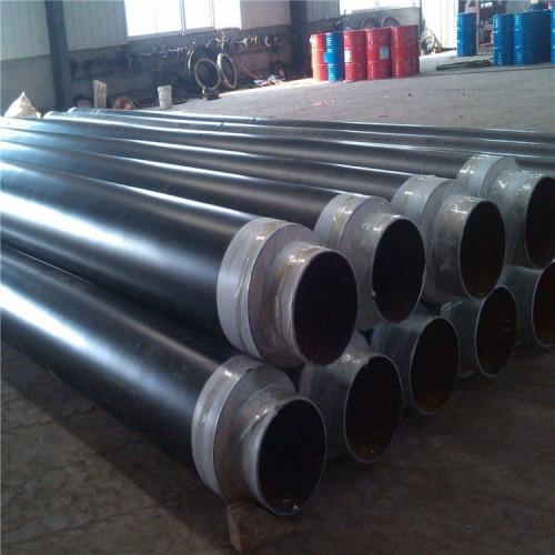 钢套钢预制保温管批发 优质聚氨酯保温管 聚氨酯保温管重量