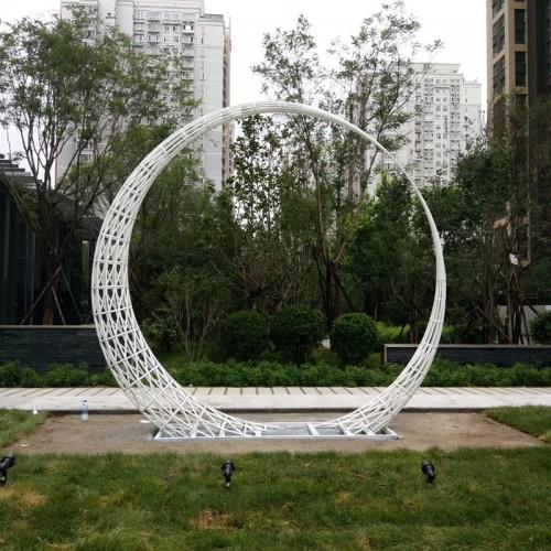 不锈钢雕塑 玻璃钢卡通雕塑 不锈钢人物雕塑 不锈钢镂空雕塑