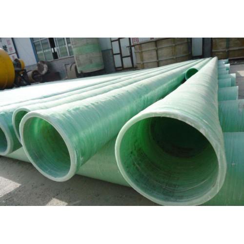 厂家直销 玻璃钢管道 可定制穿线玻璃钢管道