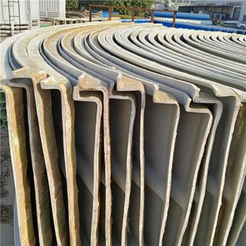 大型污水池玻璃钢集气罩厂家/价格