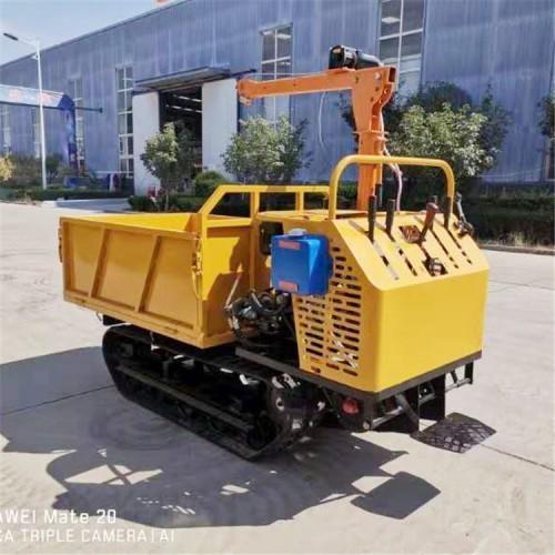 江西履带运输车厂家 小型履带运输车价格 农用履带车定做