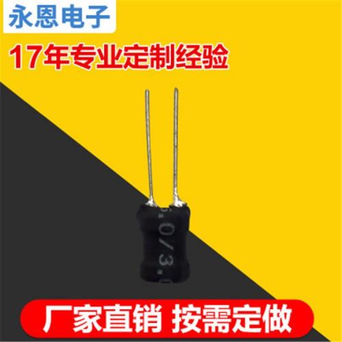 高频磁棒电感  棒形线圈工字电感
