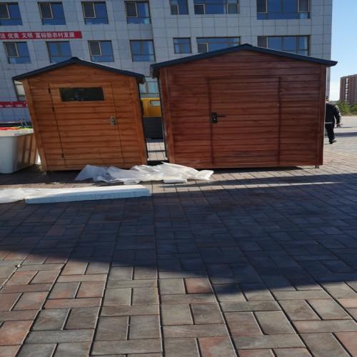 便捷移动厕所 单间移动厕所 临时厕所
