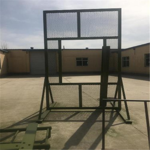 军训练场窗口靶尺寸,移动窗口靶价格