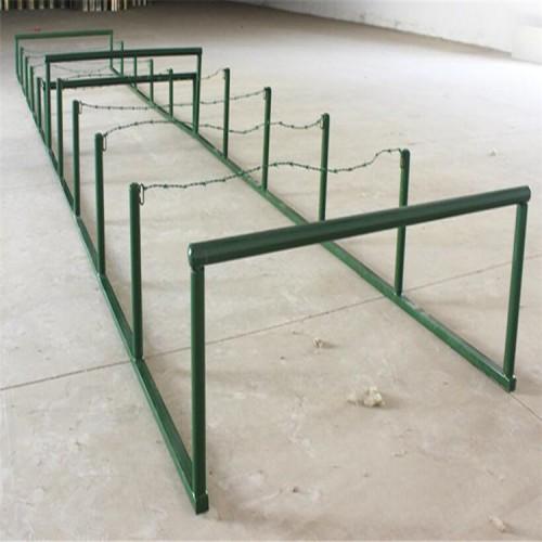 低桩网,移动低桩网,高低姿铁丝网
