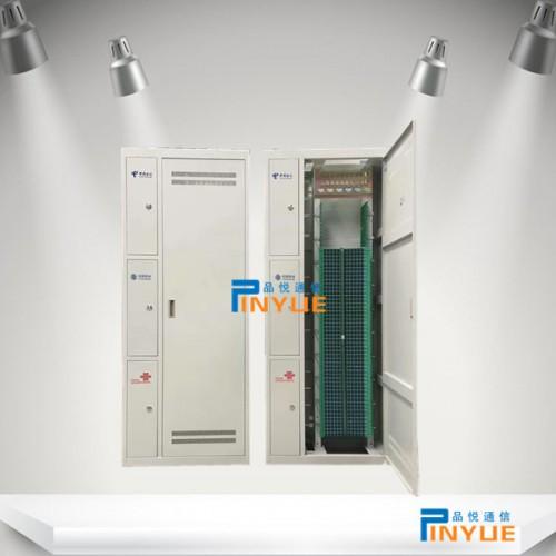 576芯三网合一网络机柜详细介绍